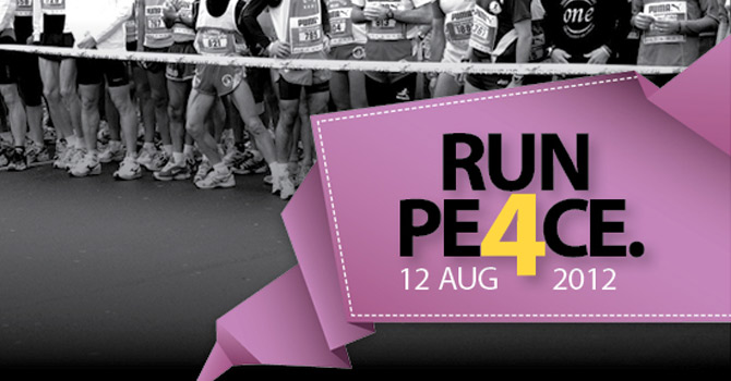 <h2>RUN 4 PEACE</H2>